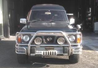 日産 サファリ グランロードエクストラワゴン 4WD ETC