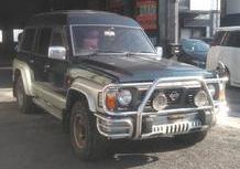 日産 サファリ グランロードエクストラワゴン 4WD ETCのサムネイル