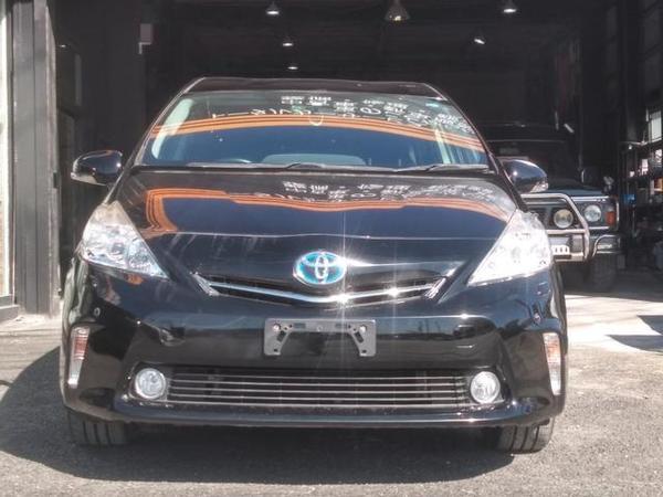 トヨタ プリウスアルファ G 純正16インチアルミホイール スマートキー 電格ミラーのサムネイル