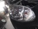 日産 マーチ 車検 ヘッドライトクリーニングのサムネイル
